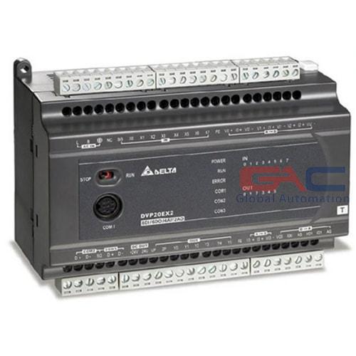 PLC Delta DVP-EX2
